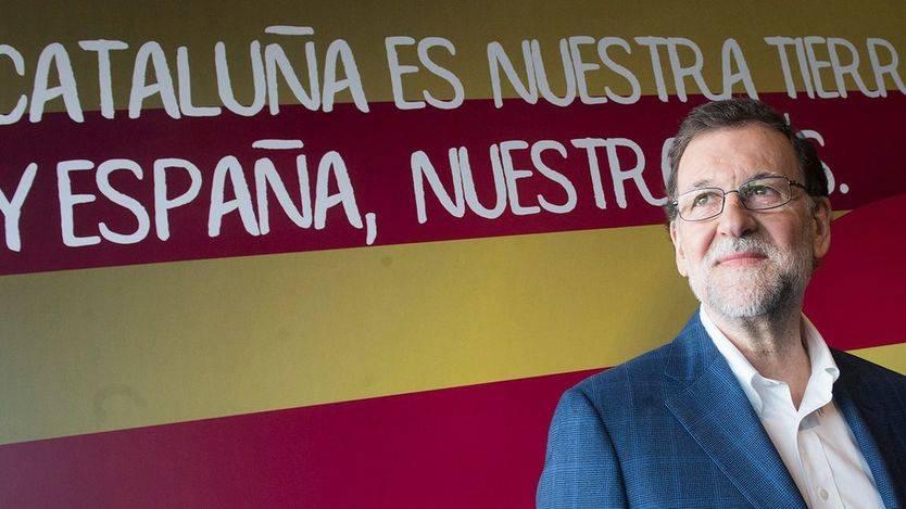 Rajoy planea en silencio: parará el referéndum sin recurrir a la suspensión de la autonomía catalana