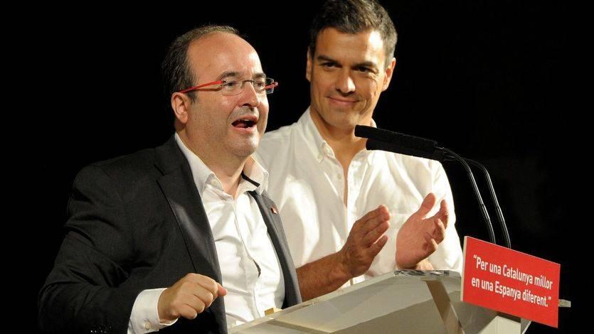 Rebelión interna en el PSC: alcaldes socialistas apoyan el referéndum