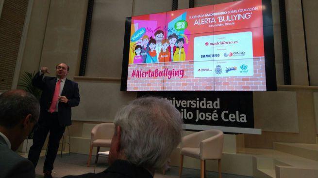'Alerta bullying', la II Jornada de Educación de Madridiario