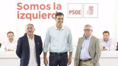 Los sindicatos UGT y CCOO se reconcilian con el nuevo PSOE: lo que pactarán
