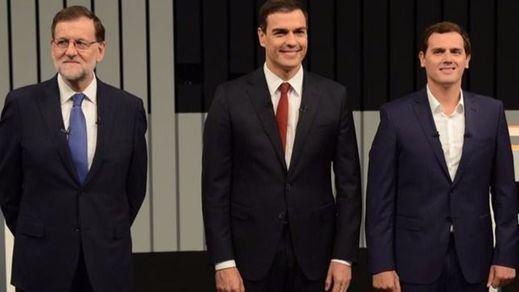 Rivera preparó con Rajoy la reunión de hoy con Sánchez