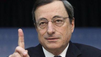 Draghi impulsa al euro