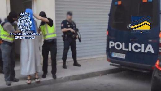 Macrooperación coordinada en Europa contra el terrorismo yihadista: 4 detenidos en España