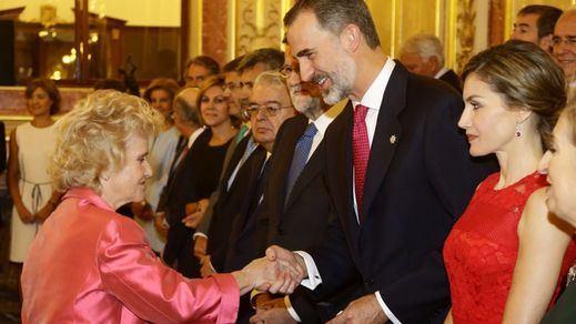 40º aniversario de las primeras elecciones: la sonada ausencia de Juan Carlos I