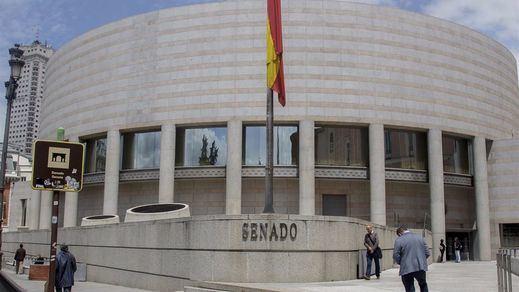 Espantada de PSOE y Podemos de la comisión de investigación de financiación de partidos del Senado