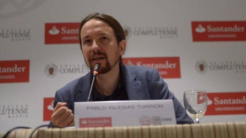 '¿Y el Rey para qué?': Iglesias reivindica la república para afrontar los retos de España