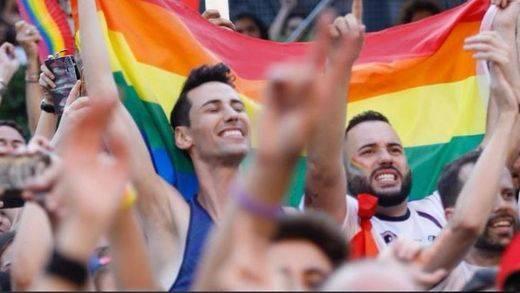 Cerca de 2 millones de personas marchan en la manifestación del Orgullo con el PP en la cabecera por primera vez