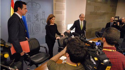 El ex ministro Soria termina de escribir un explosivo libro que hace temblar a Montoro