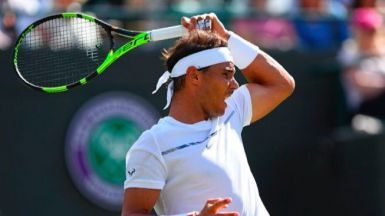'Supernadal', de paliza en paliza en Wimbledon: fácil victoria ante Donald Young