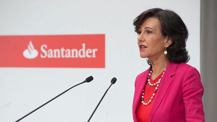 El Santander ofrece una ampliación de capital de 1 acción por cada 10 a un precio de 4,85