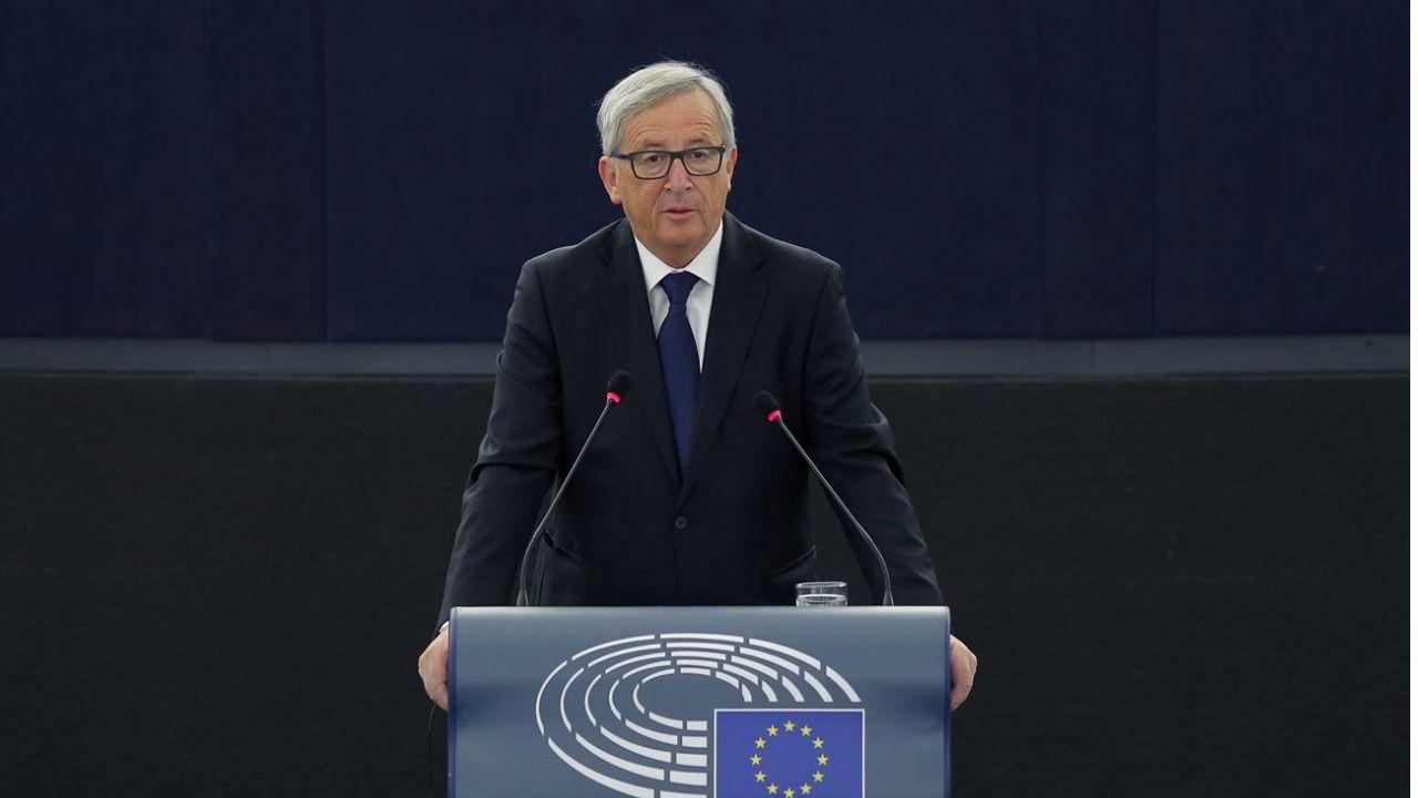 El presidente de la Comisión regañó así a los eurodiputados de 'pellas'