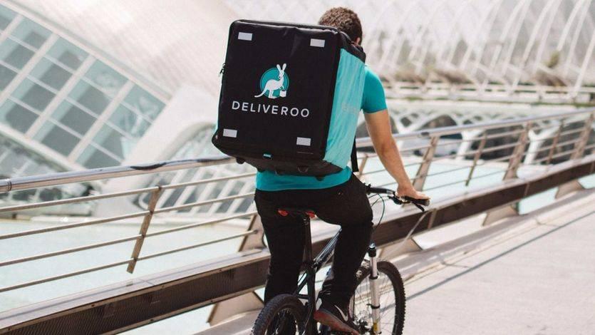 El Ayuntamiento de Madrid apoya a los repartidores de Deliveroo