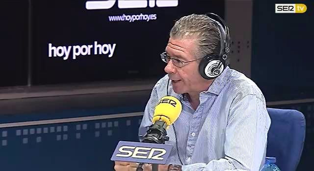 Granados se desquita en la 'SER': 'Ignacio González es el origen de todas las desgracias'