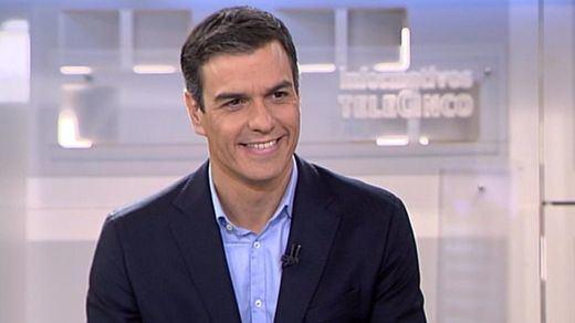 Sánchez acusa a PP y Ciudadanos de planear recortes sociales con su bajada de impuestos