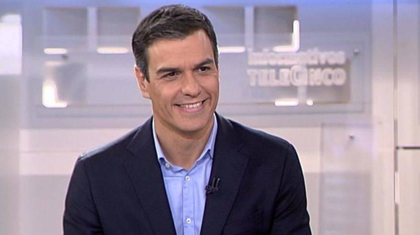 Sánchez acusa a PP y Ciudadanos de planear recortes en sanidad, educación, dependencia y prestaciones sociales con su bajada de impuestos