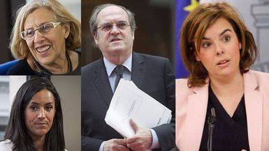 Así están las quinielas de candidatos para la Alcaldía de Madrid en 2019