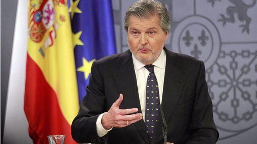 El Gobierno matiza al PSOE que dio por descartado el recurso del artículo 155 en Cataluña