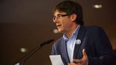 Puigdemont anuncia que está