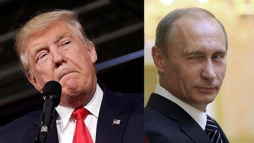 Trump y Putin acuerdan una tregua en Siria