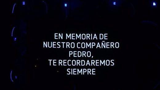 Homenaje a Pedro Aunión, el acróbata fallecido cuando actuaba en el Mad Cool