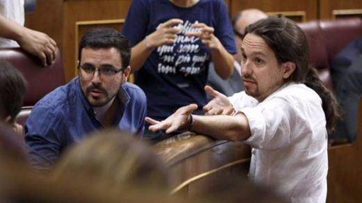 Unidos Podemos reclama acabar de una vez con todos los beneficios fiscales y las subvenciones de que goza todavía la Iglesia