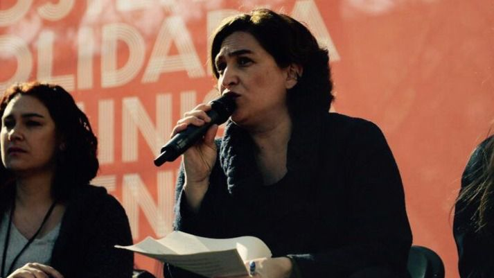 Ada Colau enfada a los independentistas