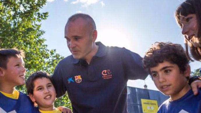 Iniesta no descarta el sueño del Albacete Balompie: cerrar su carrera en 'su' club: 'Será muy bonito... pero difícil'