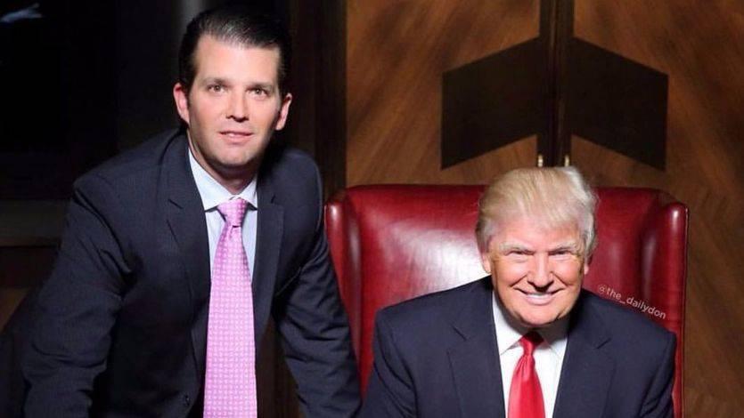 Trump, el escándalo final: su hijo negoció con Rusia en plena campaña y ambos mintieron