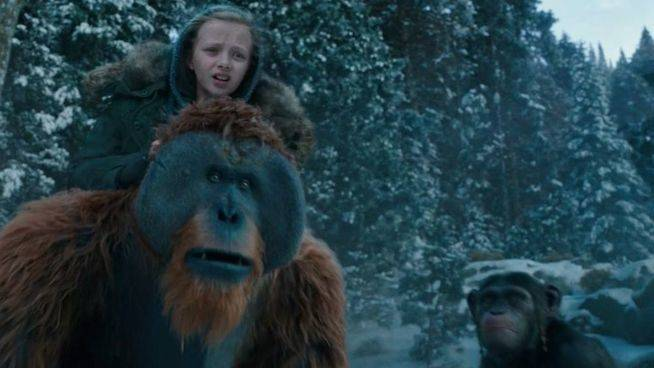 Protectores de primates critican la nueva película del 'Planeta de los Simios'