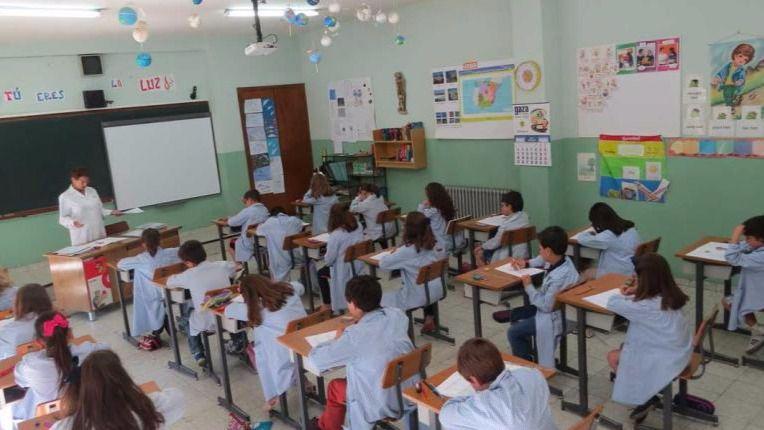 El 94% de los alumnos de la región han logrado plaza en el colegio de su primera opción