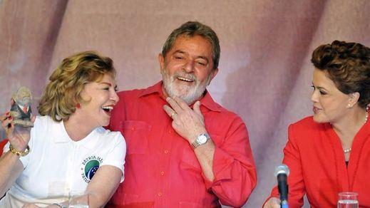 El ex presidente de Brasil Lula da Silva, condenado a 9 años por corrupción