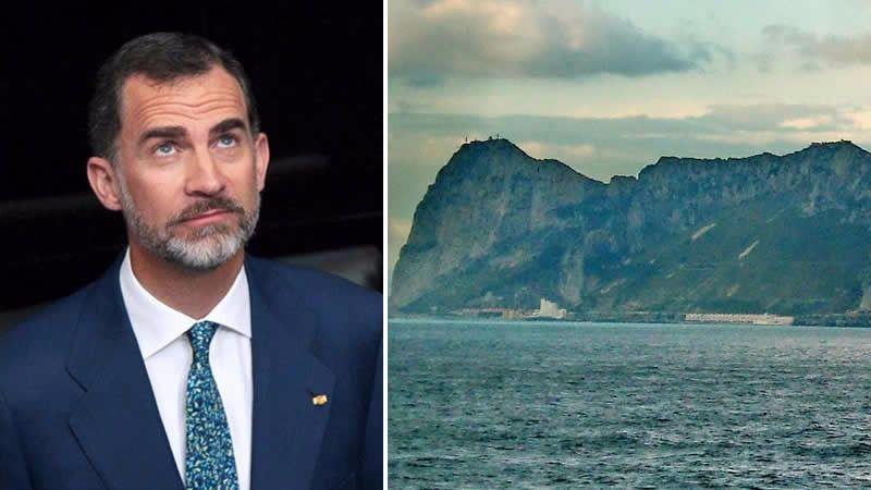 El Gobierno británico insiste tras el discurso del Rey Felipe VI: 'Gibraltar no es negociable'
