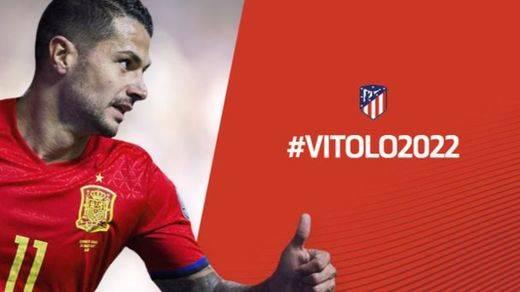 'Vitolo' será rojiblanco hasta 2022