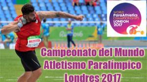 Paralímpicos españoles: los mundiales de atletismo se podrán ver en directo en la página web paralimpicos.es