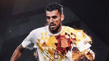 Dani Ceballos, la nueva joya del fútbol español, ya es del Real Madrid
