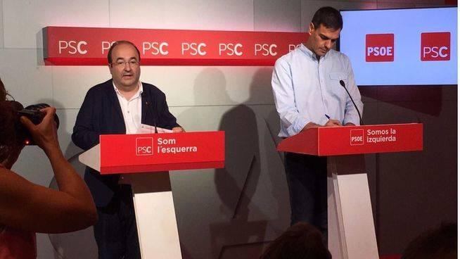 Sánchez insiste en el diálogo y la reforma constitucional para frenar el referéndum