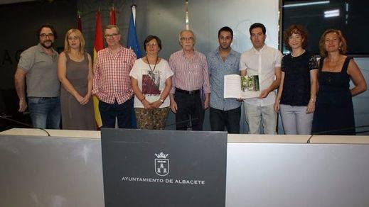 La original obra 'Sculp Nature' vence en el concurso de 'Arte para una Ciudad Igualitaria' de Albacete