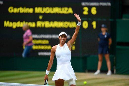 Garbiñe Muguruza disputa hoy su segunda final de Wimbledon contra Venus Williams
