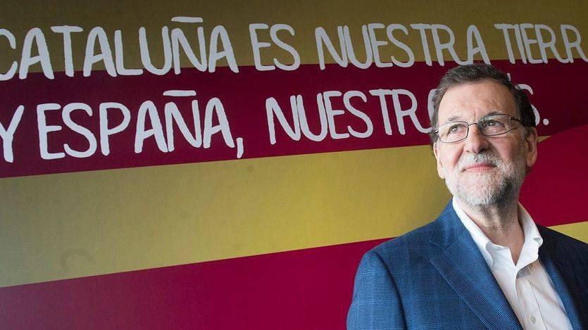 Rajoy, sobre Cataluña: 'Si violan la ley, la haremos cumplir'