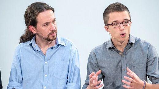 Iglesias y Errejón explican su visión de cómo gobernar solos o con el PSOE