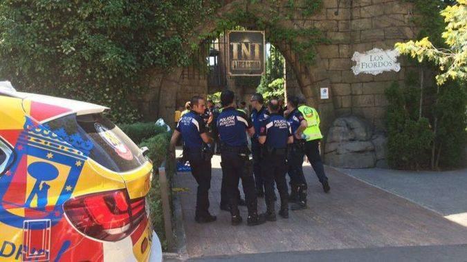 Samur Protección Civil ha atendido a 33 heridos en el Parque de Atracciones