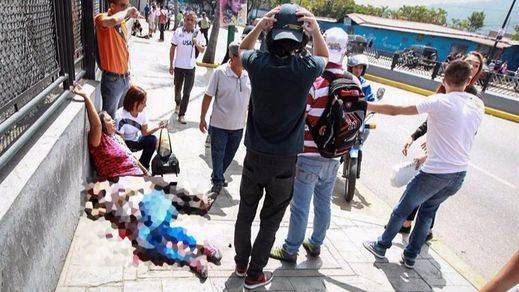 Un muerto en la consulta opositora de Venezuela