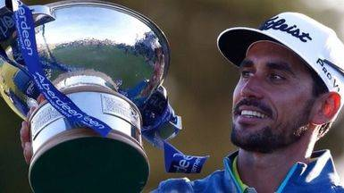 Suma y sigue de la joven 'armada' española de golf: Rafa Cabrera Bello se lleva el Abierto de Escocia