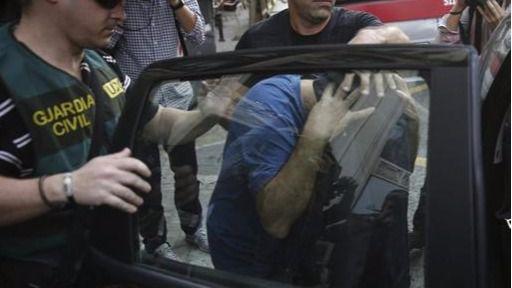 La Guardia Civil detiene a un etarra que fue juzgado en junio por atentar en Madrid en 2005