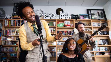 Fantastic Negrito trae el blues del siglo XXI a España