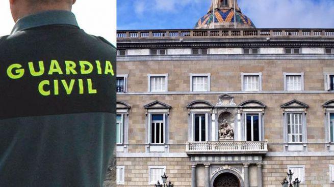 ¿Golpe de efecto u otra casualidad?: la Guardia Civil entra en el Parlament y la Generalitat buscando pruebas del 'caso 3%'
