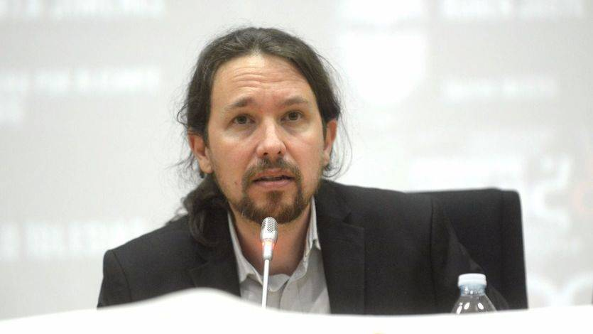 Iglesias, tras la muerte de Blesa: 'Nuestro compromiso va a estar siempre con las víctimas de los corruptos'