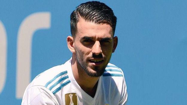 Dani Ceballos hace olvidar a Morata un día después: presentado en el Bernabéu