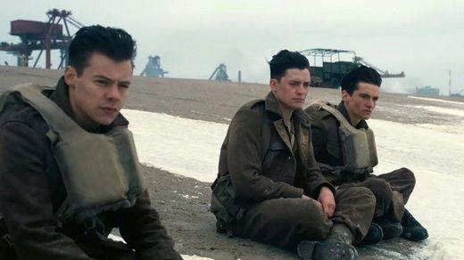 'Dunkerque': la mejor película de Nolan... y del año