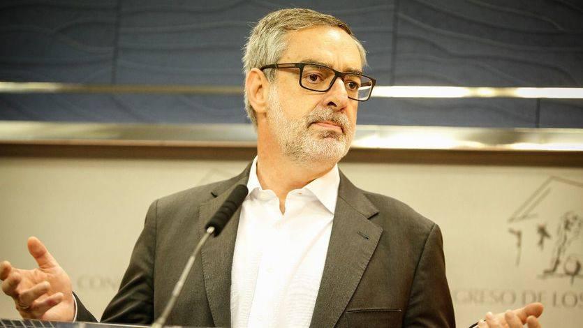 Ciudadanos rechaza pedir nuevas responsabilidades por el uso partidista del Ministerio del Interior
